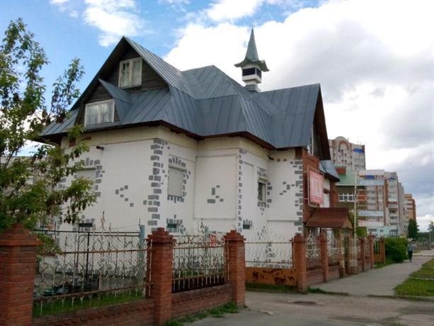 Hostel Malenkyi zamok