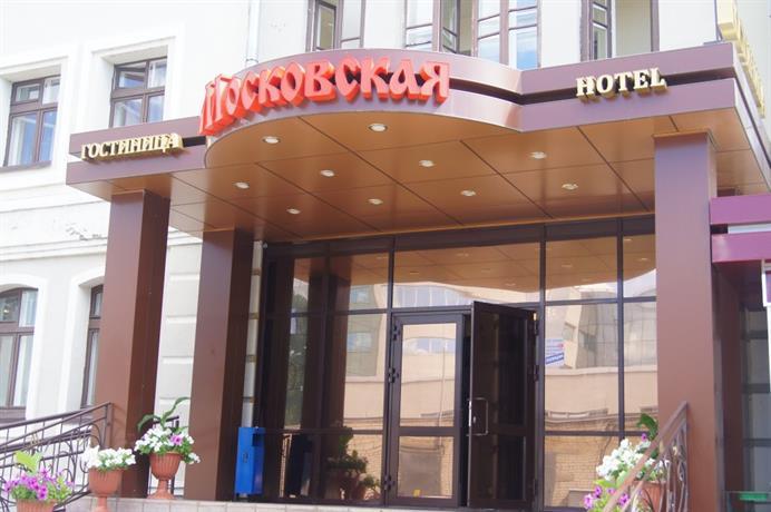 Лоукост-отель Берисон Московская