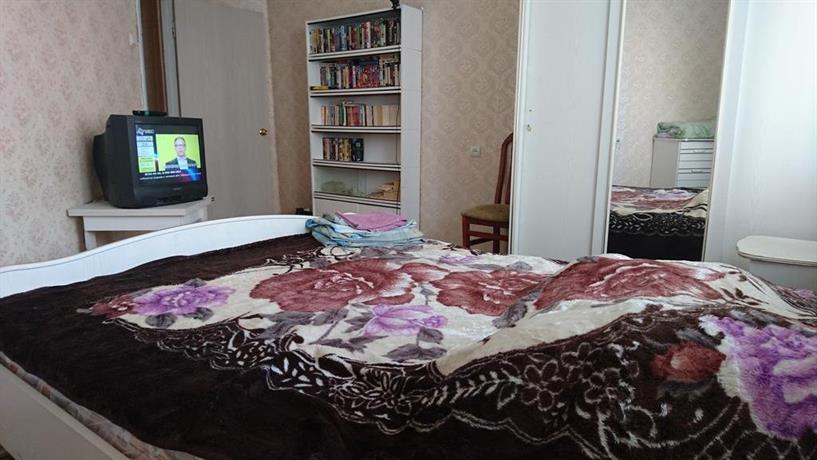 Apartment on Zvereva