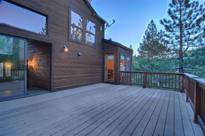 Alpine Meadows Endless View Home