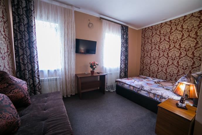 Клеопатра Отель