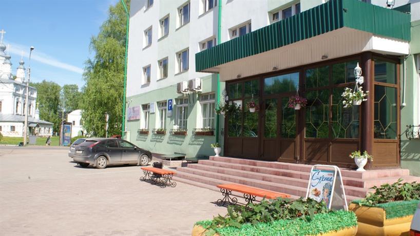 Отель Сухона