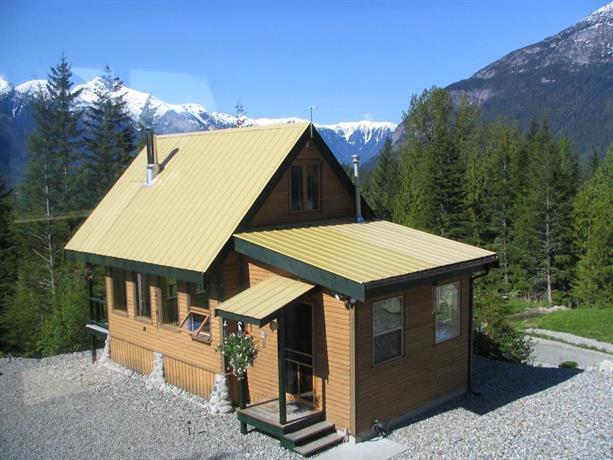 John's Perch Mountain Cabin Images