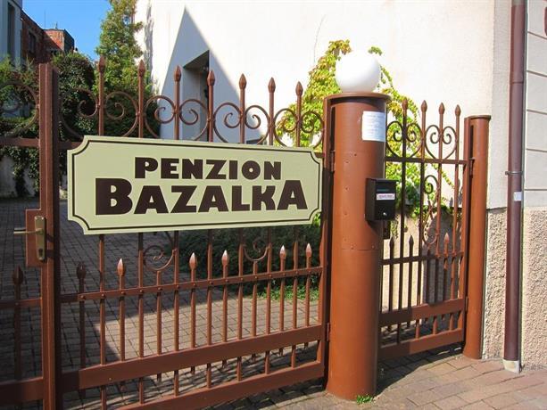 Penzion Bazalka