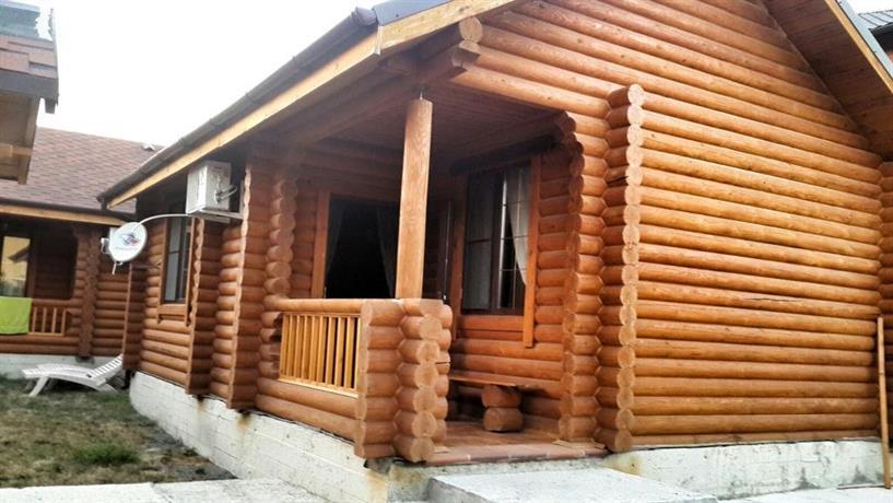 Дом для отпуска Эко-Сруб