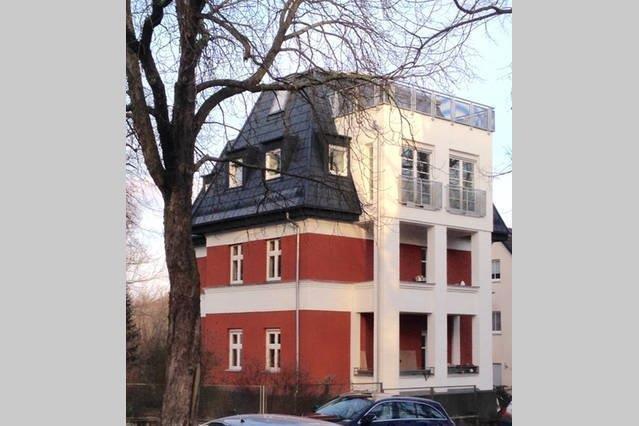 Apartement in Stadtvilla