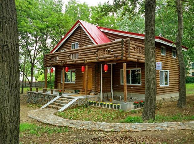Beidaihe Binhai Forest Chaplet Villa
