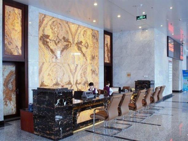Qinhuangdao Wenjing Business Hotel