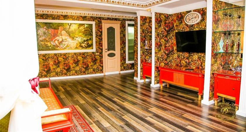 Smirnov Hotel Pushkino