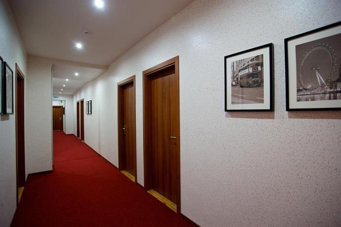 Отель Welcome