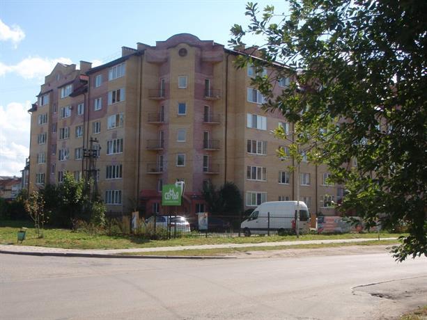 Апартаменты на Лесопарковой 2А