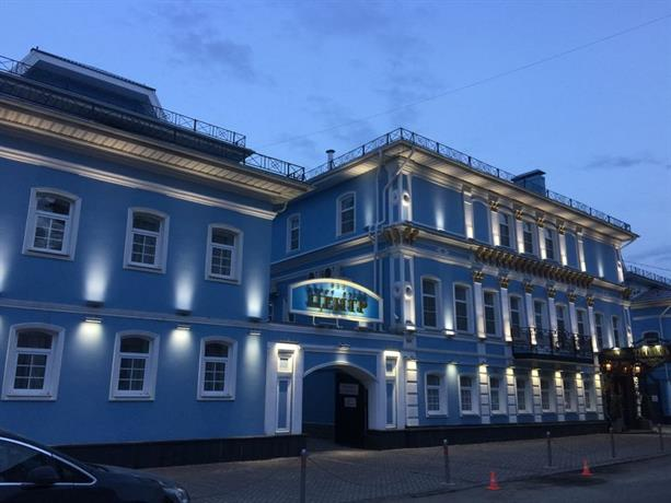 Апарт-отель Центр