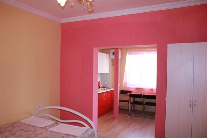 Апартаменты Цветочный Тупик