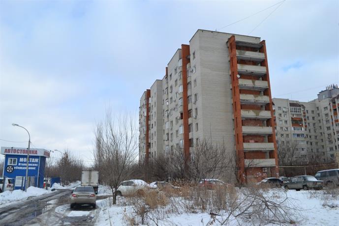 Апартаменты на Навашина 40