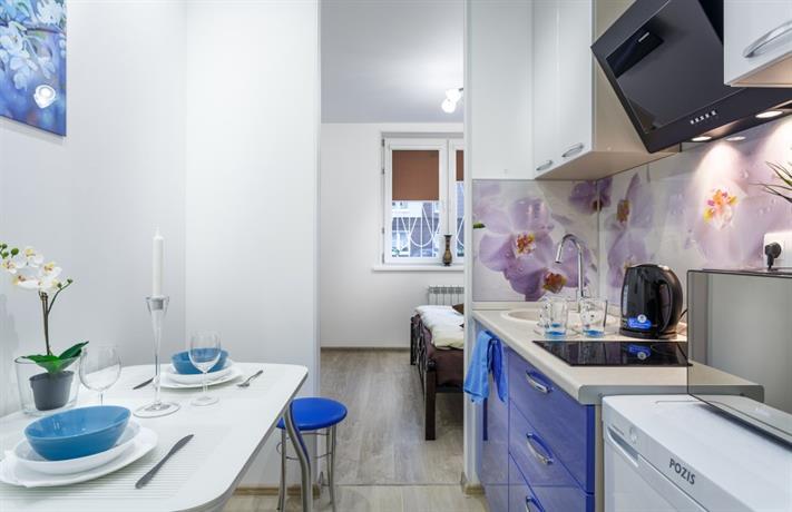 Na Ul Gor'kogo 79k17 Shokolad Apartments