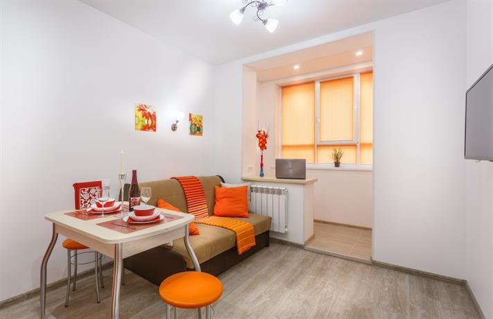 Apelsin Na Ul Gor'kogo 79k17 Apartments