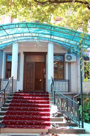 City Hostel Dushanbe
