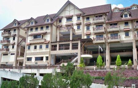 TM Resort Cameron Highlands - dream vacation