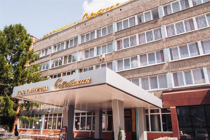 Hotel Sovetskaya Kolomna