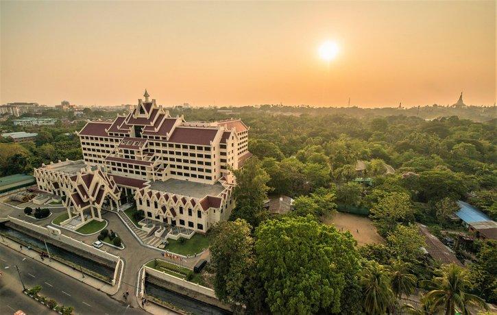 Rose Garden Hotel Yangon