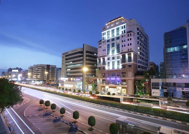 Carlton Palace Hotel Dubai Images