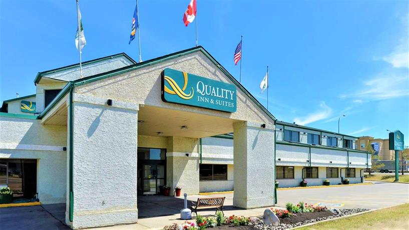 Quality Inn & Suites Edmonton International Airport Images