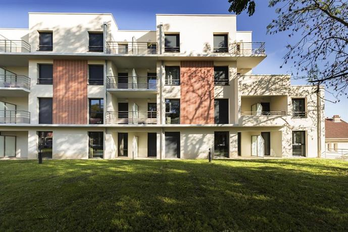 Zenao Appart'Hotel Nevers Images