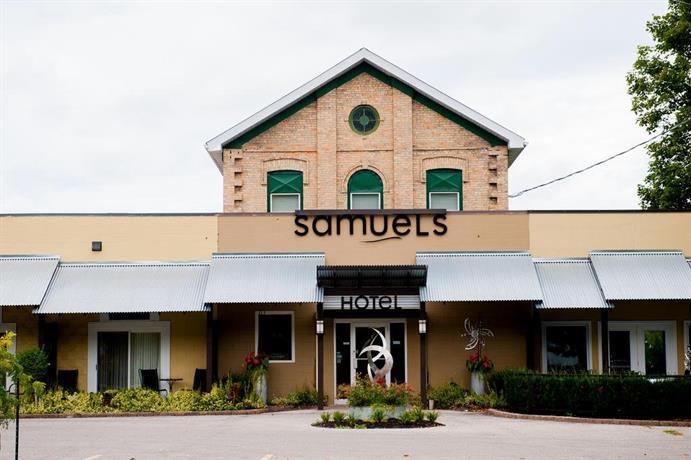 Samuels Boutique Hotel Images