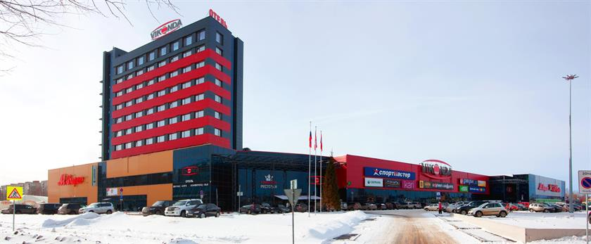 Отель Виконда
