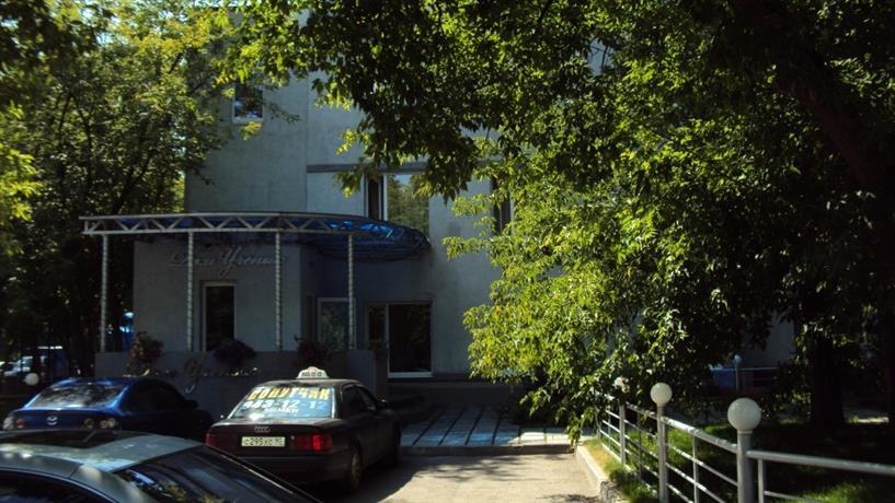 Гостиница Дом Ученых
