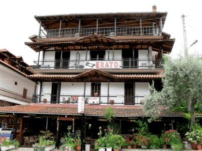 Erato Guest House Palaios Panteleimonas - dream vacation