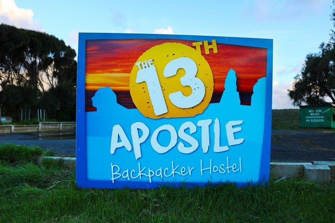Photo: 13th Apostle Backpackers