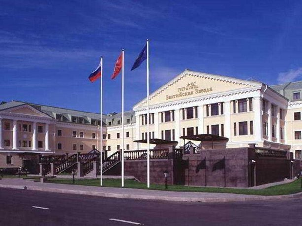 Отель Baltic Star Villas