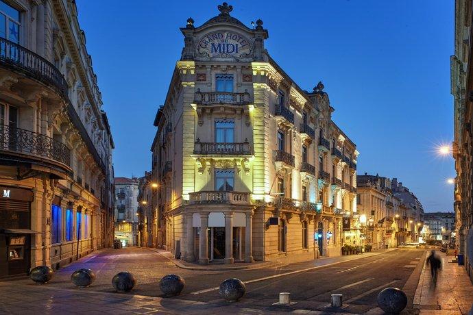Grand Hôtel du Midi Montpellier - Opéra Comédie