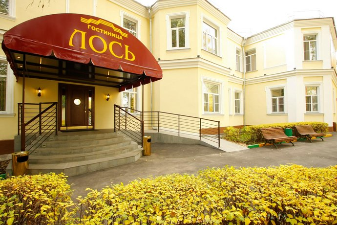 Гостиница Лось