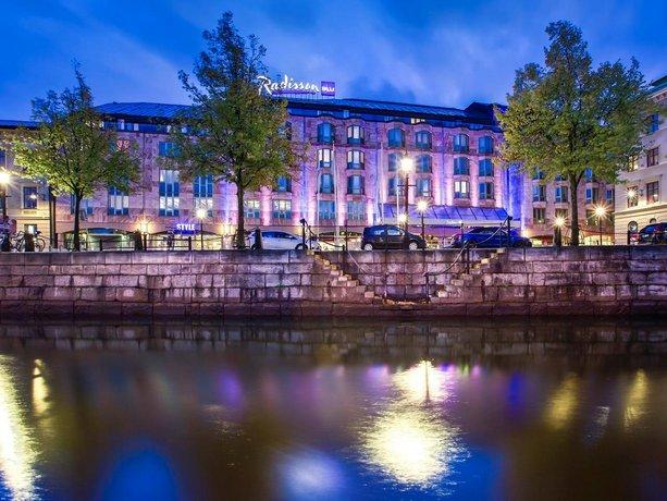 Radisson Blu Scandinavia Hotel Goteborg