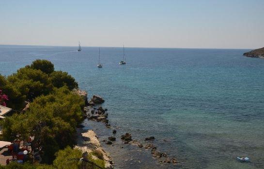 Sandy Beach Aegina