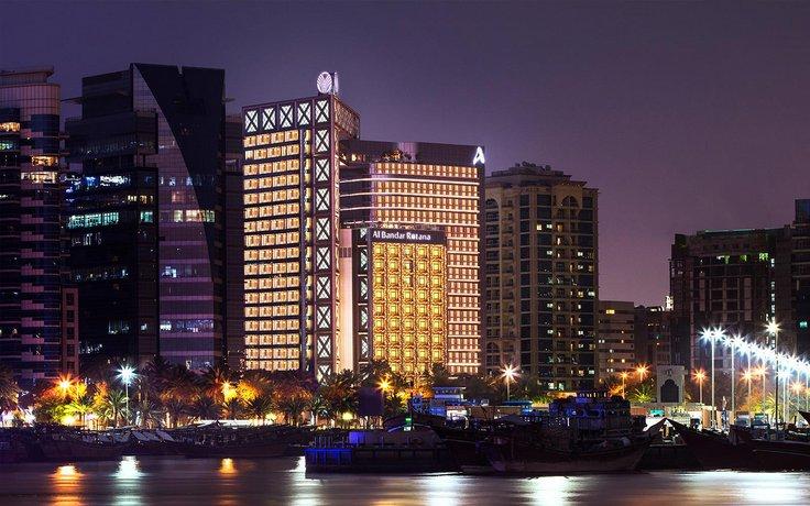 Al Bandar Rotana - Dubai Creek Images