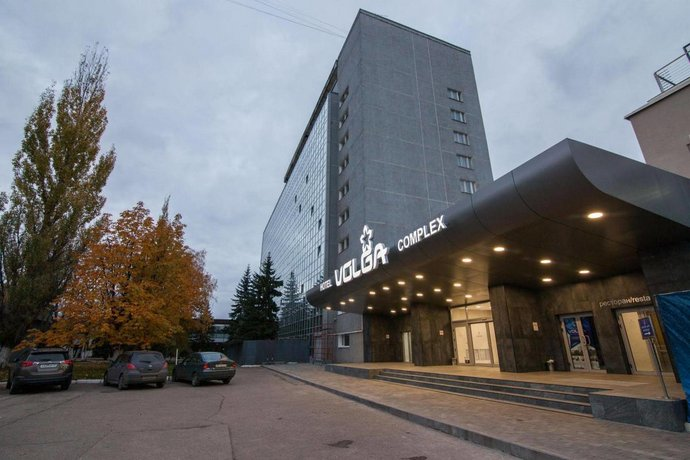 Отель Волга