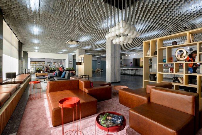 Отель Novosibirsk AZIMUT Hotel Siberia