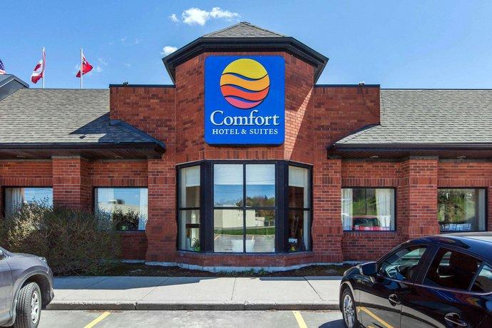 Comfort Hotel & Suites Peterborough Peterborough Images