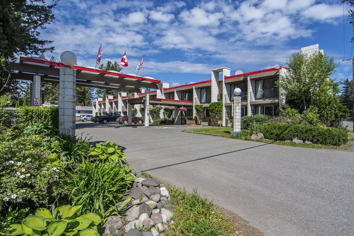 Quality Inn Quesnel Images