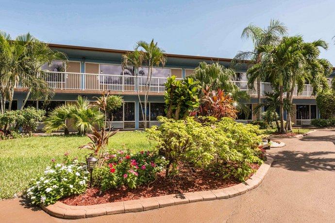 Rodeway Inn & Suites Fort Lauderdale Airport & Cruise Port