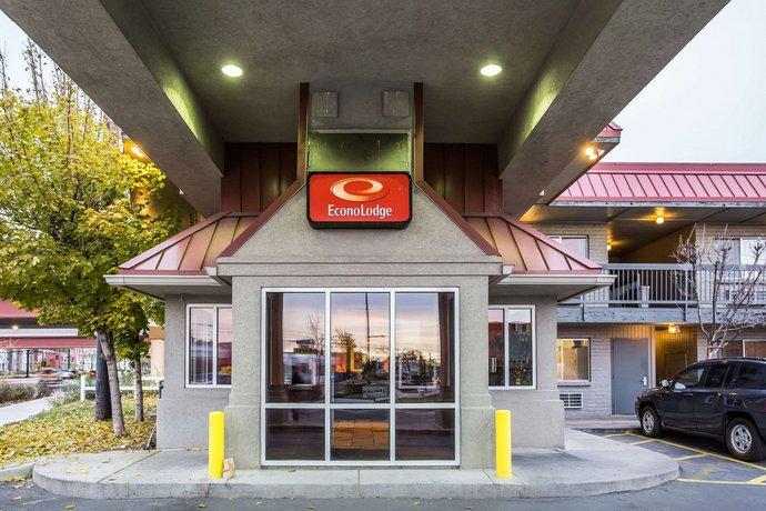 Econo Lodge Downtown Salt Lake City