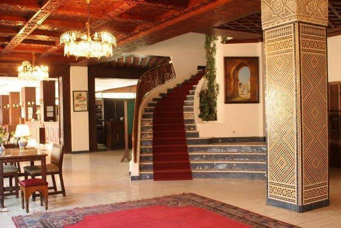 Hotel chellah tanger