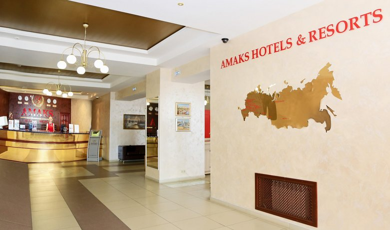AMAKS Отель Омск