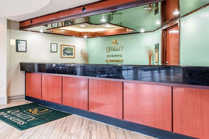 Quality Inn & Suites Dayton South Miamisburg
