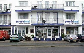 The Parade Hotel Clacton-on-Sea - dream vacation