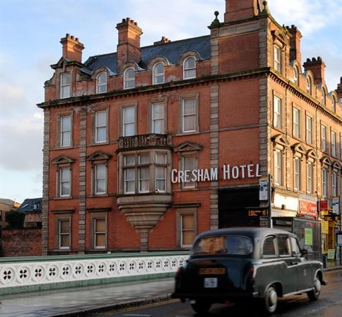 Gresham Hotel Nottingham - dream vacation