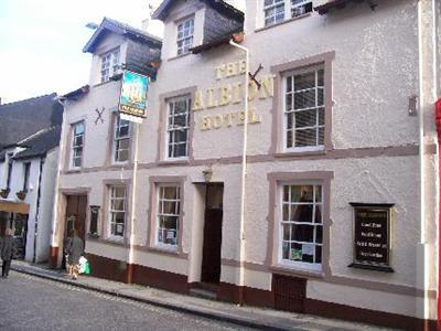 Albion Hotel Bangor Wales - dream vacation